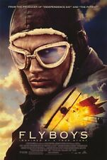 FLYBOYS Movie POSTER 27x40 James Franco Martin Henderson David Ellison Jennifer