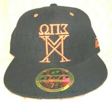 REDUCED! baseball cap One Industries Omega Pi Sigma Never Worn 7-1/4 Fitted NICE