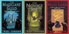 Black Magician Trilogy Series Collection Set 1-3 by Trudi Canavan Brand New