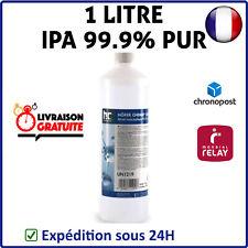 ⭐1 LITRE 1L IPA 99.9% ALCOOL ISOPROPYLIQUE ISOPROPANOL Anycubic photon résine 3D