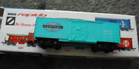 N Scale Arnold Rapido New York Central NYC Box Car 412 Mint in Box