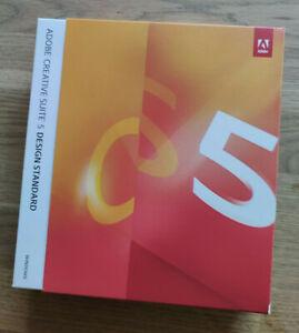 Adobe Creative Suite CS5 Design Standard Windows, Vollversion, deutsch