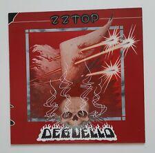 ZZ TOP / Deguello / WB 56 701 (HS 3361) / LP