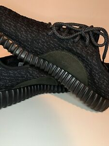 Yeezy Adidas Boost V1 Pirate Black Size 11.5 *Authentic*