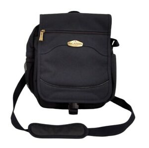 RICARDO Beverly Hills Messenger Crossbody Pockets Fold Over Travel Carry On Bag