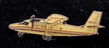 DHC-6 TWIN OTTER JEWELRY LAPEL HAT PIN de Havilland Canada WING PILOT CREW GIFT