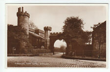 Towneley Park Gate Burnley Lancashire 1909 Real Photograph Valentines 62248
