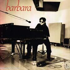 CD AUDIO.../...BARBARA.../...IL ME REVIENT......