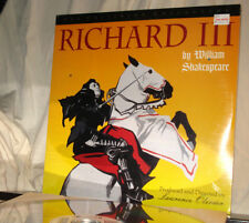 New! Criterion's 'RICHARD III' on Digital FS 12-Inch Laser Disc, SEALED