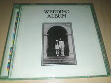 John Lennon & Yoko Ono - Wedding Album - CD - Very Low No.# 00101 (Beatles)