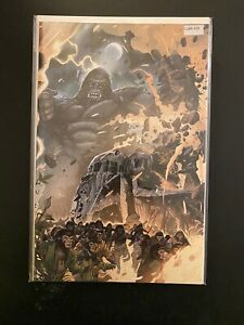 Kong on the Planet of the Apes 5 High Grade Boom Comic Book CL60-205