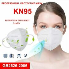 FACE MASK KN95 FFP2 AIR FILTER VALVE REUSABLE SHIELD PROTECTIVE COVERING MOUTH
