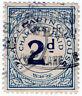 (I.B) George V Revenue : Tea Clearing House 2d