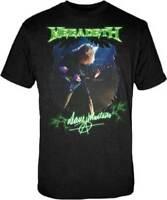 Megadeth Photo M, L, XL, 2XL Black T-Shirt