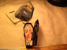Nightmare Before Christmas SEGA gimic key holder coffin NWT Jack Santa suit