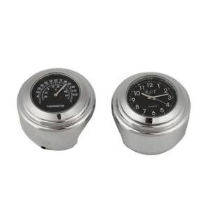Motorraduhr  Uhren Motorräder Uhr&Thermometer