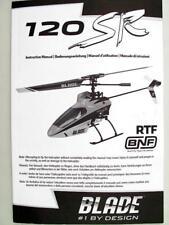 Blade 120 SR Manuale Italiano modellismo