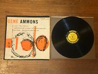 Gene Ammons LP - All Star Sessions - Prestige Mono RVG 446 W 50th