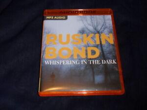 Audio Book - Ruskin Bond : Whispering in the Dark (MP3 CD / 6 Hours)