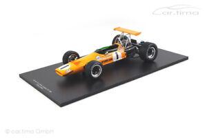 McLaren M7A Winner GP Kanada 1968 Denny Hulme Spark 1:18 18S168