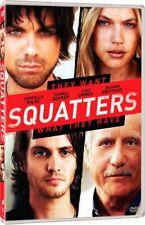 SQUATTERS  DVD COMICO-COMMEDIA