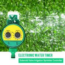 Bewässerungsuhr Wasserzeitschaltuhr Wasserzähler Wasseruhr Zeitschaltuhr.DE