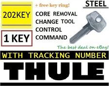 THULE / YAKIMA Control Core Removal Tool Key Roof Rack Lock Change D1251 8007835
