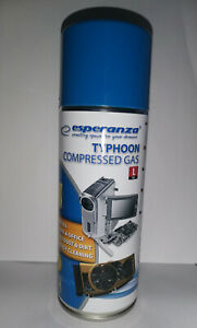 Compressed Air Duster Spray Can 400 ML