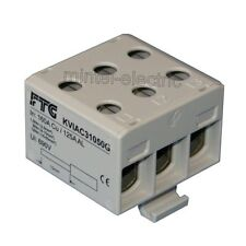 FTG einspeise bloc kviac 31050g 3 broches al/CU 2,5-50mm²