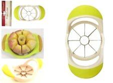 Apple WEDGER Frutta Pera CAROTATORE Cutter Affettatrice segmenter facile Cucina Casa Pela