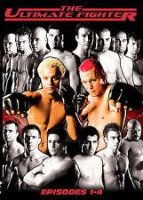 Ultimate Fighter - Season 1: Episodes 1-4 (DVD, 2006)