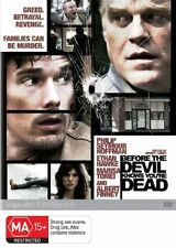 Before The Devil Knows You're Dead (DVD, 2008) Drama Ethan Hawke VGC R4