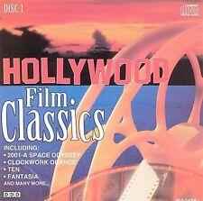 HOLLYWOOD FILM CLASSICS 3 Compact Discs
