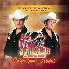 Vestido Rojo by Los Sementales de Nuevo Le¢n (CD, Apr-2004, Sony Music...