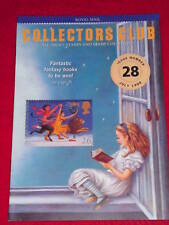 Royal Mail Collectors Club #28 - Fantasy Books - July 1998