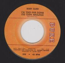 BOBBY BLAND {60's R&B Soul} I''m Too Far Gone / If You Could Read My Mind ♫HEAR