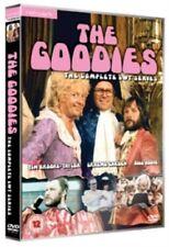 The Goodies The Complete LWT Series (Bill Oddie, Graeme Garden) Region 4 DVD