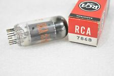 RCA 7868 ELECTRON TUBE / VACUUM TUBE
