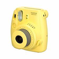 Fotocamera Istantanea FujiFilm Fuji Instax Mini 8 (Yellow) NUOVA Garanzia 2 Anni