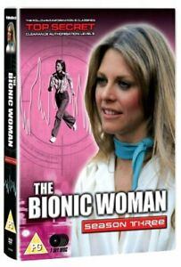 Bionic Woman - Season Three [DVD][Region 2]