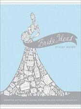 NEW - Bride Ideas Sticky Notes by Chronicle Books Staff