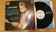 CLARA HASKIL - MOZART CONCERTO No20 AND 23 - PAUL SACHER - PHILIPS 6527093 - LP
