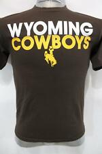 WYOMING COWBOYS Russell Athletic Graphic Design T SHIRT S