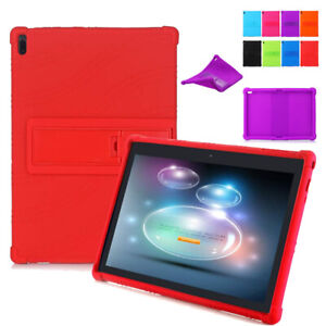 Kids Safe Shock Proof Silicone Stand Case For Lenovo Tab E10 TB-X104F/L 10.1''