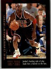 1999 Upper Deck Michael Jordan The Early Years card# 45