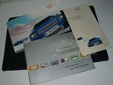 Betriebsanleitung mit Bordmappe Audi S4 Avant Quattro mit V8 Motor 344 PS 6/2003