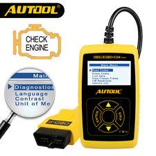 AUTOOL CS320 OBD2 Escáner lector de Códigos Motor Coche Auto Diagnosis OBDII 2