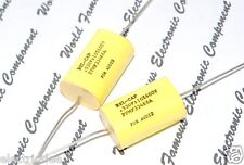 1pcs - REL-CAP PPMF 0.33uF (0.33µF 330nF) 600V 10% Axial Capacitor - FOR AUDIO