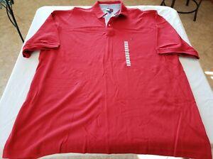 Brand new Tommy Hilfiger brand, short-sleeved 2 button polo/golf shirt size XXL