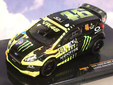 IXO 1/43 FORD FIESTA RS WRC #46 2ND MONZA RALLY 2013 VALENTINO ROSSI RAM619